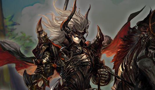 黒騎士グラムス(CV:細谷佳正)